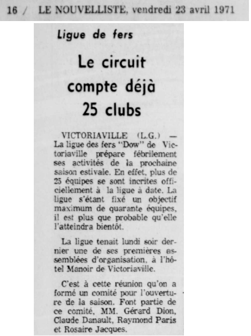 1971-04-23 - Comité Victo