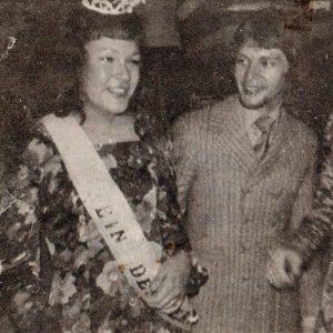 Lucy-France Dutremble, reine des fers en 1971-72.