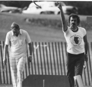 Championnat Canadien 1980 - Edmonton: Fernand vs Walter Kinakin.