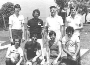 Championnat Canadien 1981 - Victoriaville: 8 finalistes.