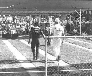 Championnat Canadien 1982 - Victoria: Fernand vs Elmer Hohl.