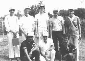 Championnat Canadien 1982 - Victoria: 8 finalistes.