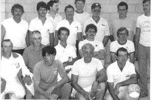 Championnat Canadien 1987 - St-Hyacinthe: Groupe Hommes A.