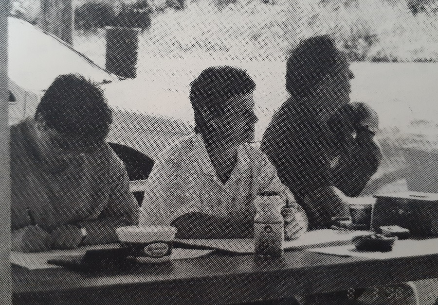 1997 - table des officiels