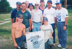26 juin 1999 à Drummondville (remporté par Marco et Maxime Laroche)