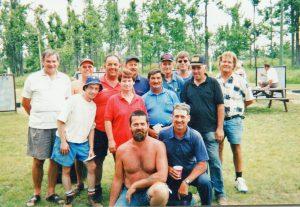 3 juillet 1997 à Granby (club Aramis), remporté par Maurice Beauchemin et Fernand Laplante.