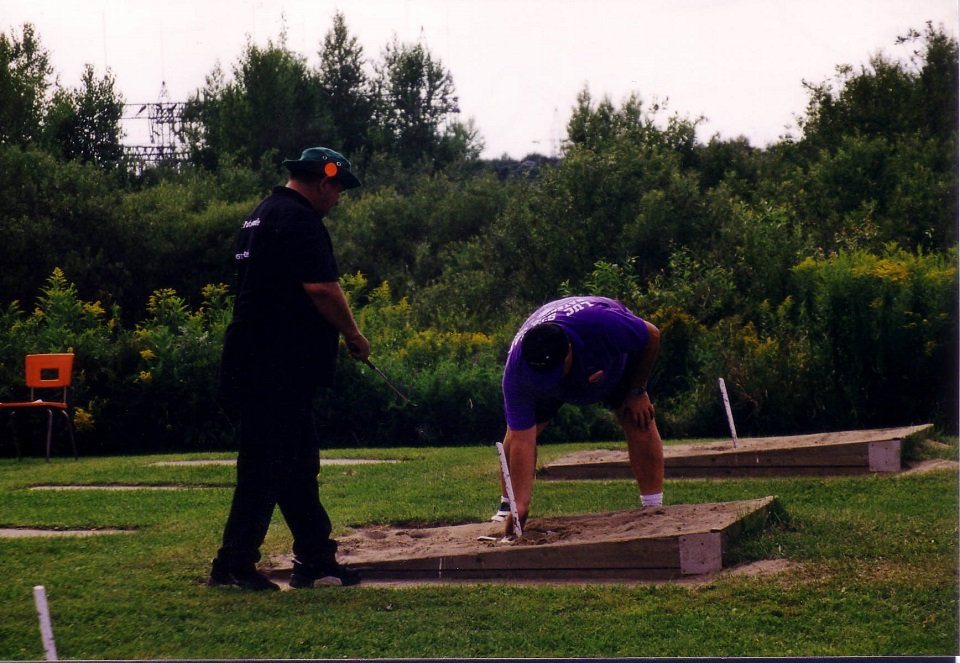 1999 - Waterloo - Championnat Canadien