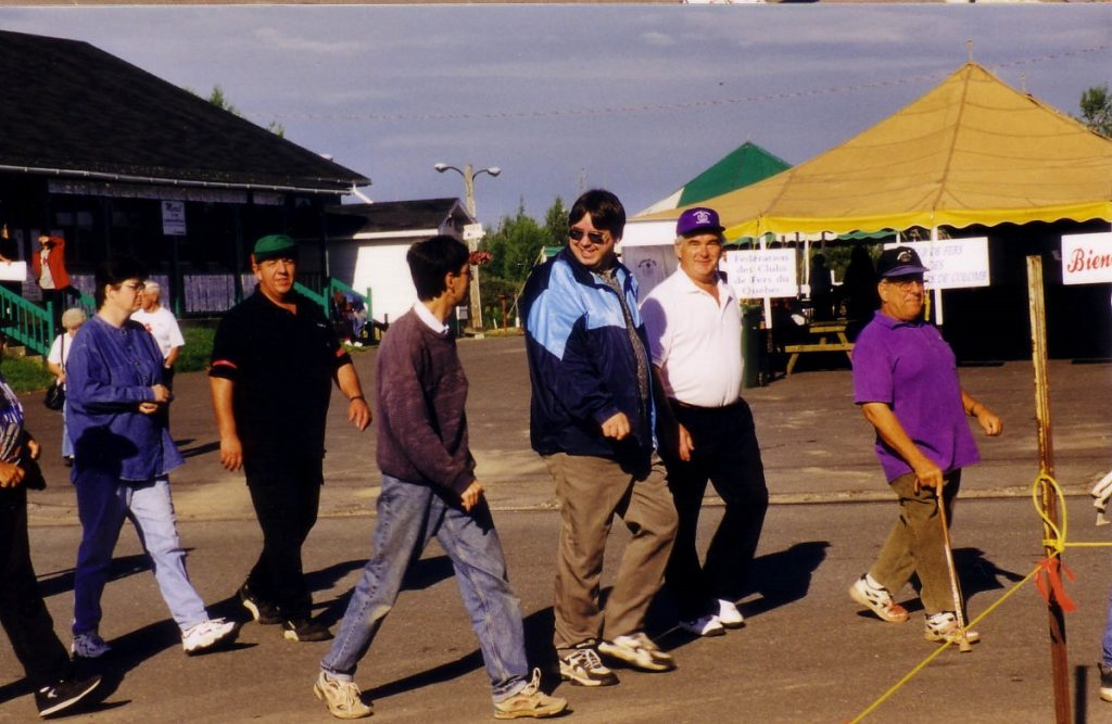 1999 - Waterloo - Championnat Canadien - parade