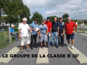 Groupe 30 pieds Classe C