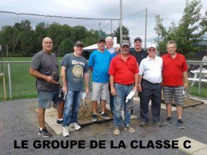 Groupe 40 pieds Classe C