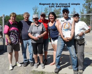 Blainville: Boursiers du C simple.