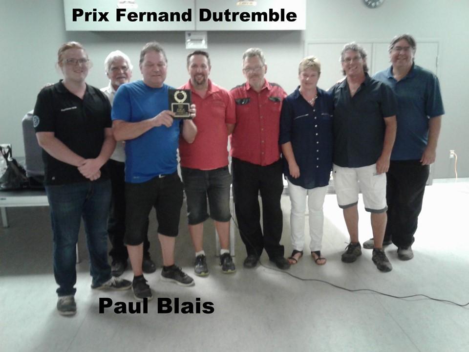 Prix Fernand-Dutremble: Paul Blais