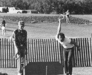 Championnat Canadien 1980 - Edmonton: Fernand vs Irvan Finnie (père de Colin).