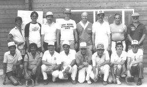Championnat Canadien 1986 - Vancouver: Groupe Hommes A.
