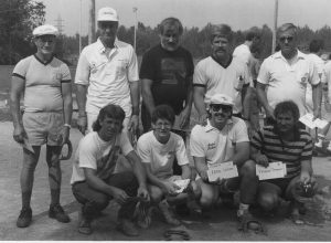 Championnat du Québec 1988 - Blainville: Groupe Hommes A2.