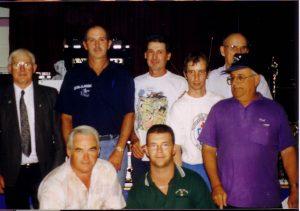 Championnat Canadien 1999 à Waterloo (avec Jean-Claude Charette et Fernand Laplante).