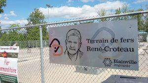 Terrain de Fers René-Croteau